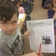 First Graders Write Letters of Protest!