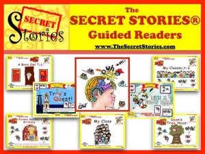 Secret Stories Phonics Guided Readers