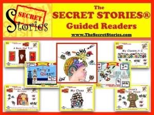 Secret Stories Phonics Guided Readers