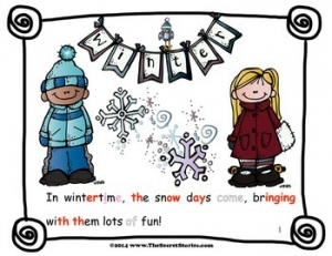 "Secret Stories® Phonics Guided Reader ""Like a Snow Ball"""