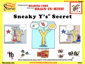 Secret Stories Sneaky Y® Sounds of Y