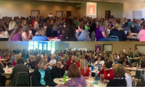 Katie Garner Education Keynote Speaker— Kindergarten Conference