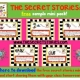 "Free Secret Stories Phonics Poster Anchors ""Appetizer"" Set"