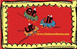 Secret Stories® Phonics Secrets — ER, IR, UR