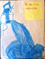 kindergarten writing blurb