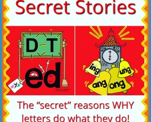 Secret Stories Phonics Method