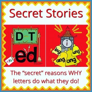 Secret Stories Phonics Method