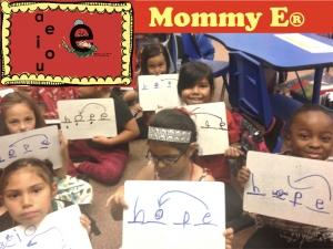 Secret Stories Mommy E