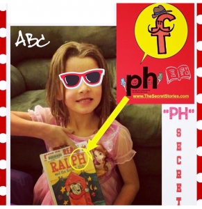 "Secret Stories® Phonics— Spotting the ""PH"" Secret"