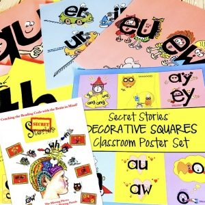Decorative Squares Posters and Book
