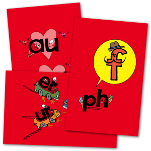Secret Stories® Original Phonics Posters
