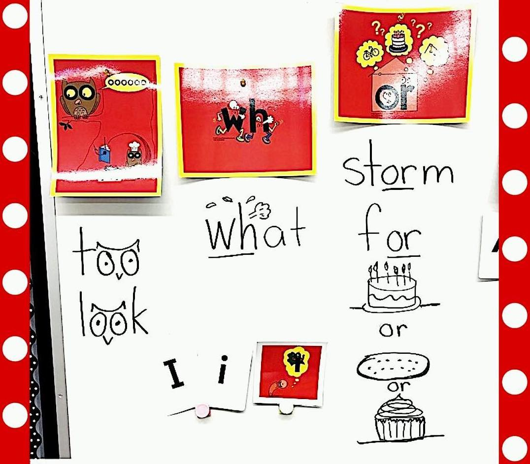 Secret Stories Phonics Makes Teaching Sight Words Easy