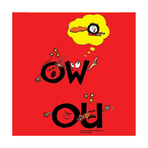 ow-ow-phonics sounds