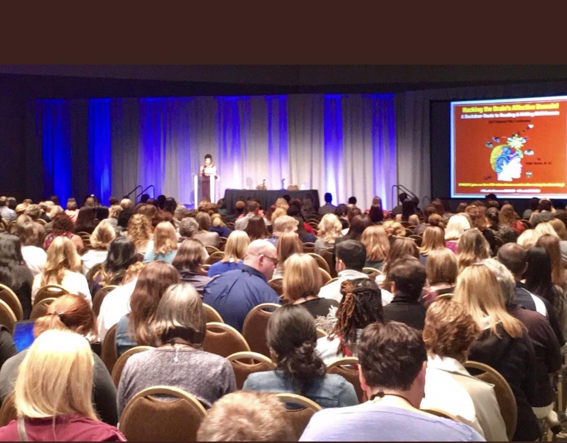 Katie Garner Education Keynote Speaker