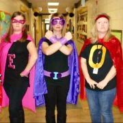 Secret Stories Superhero Vowels