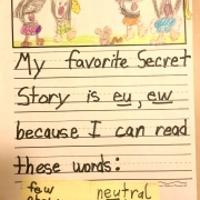 Secret Stories® Phonics Pattern eu/ ew