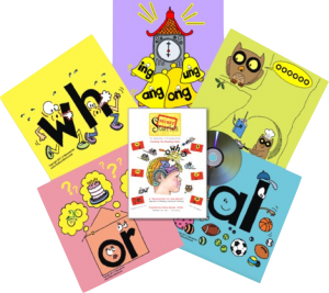 Secret Stories Phonics Pastel Posters