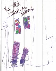 beginning kindergarten writing