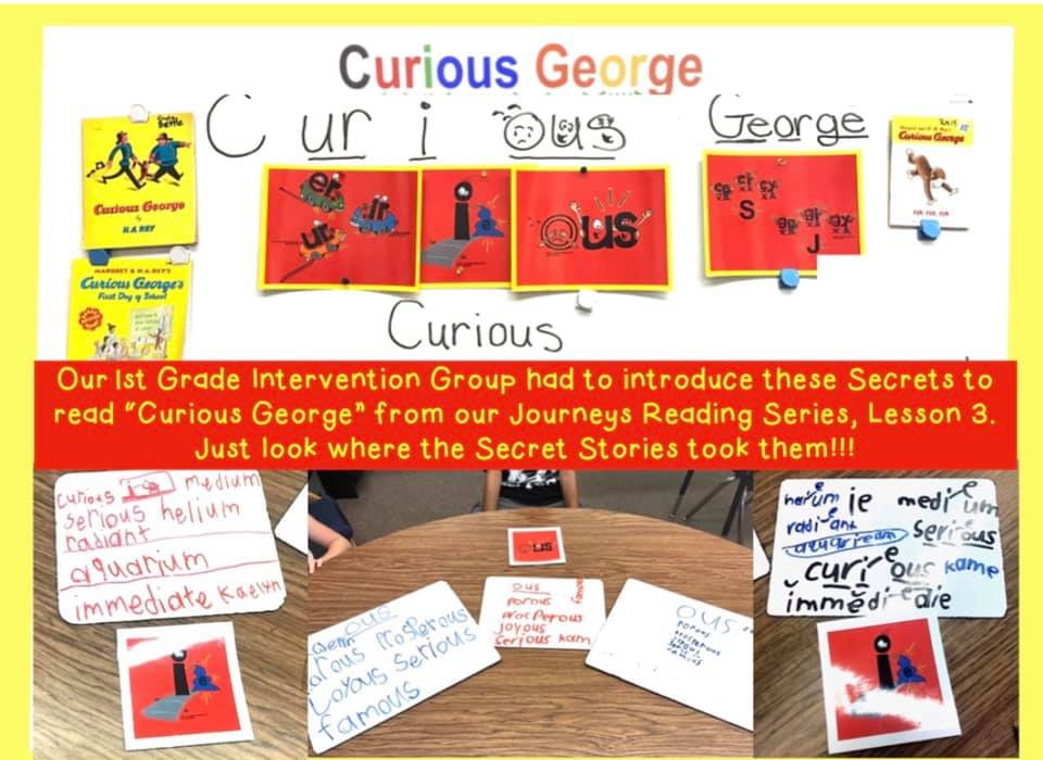 First Grade Archives - The Secret Stories