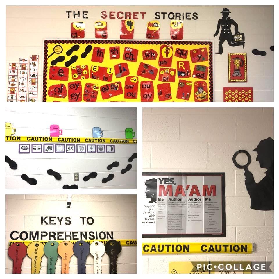 Secret Stories Phonics Program Detective Classroom