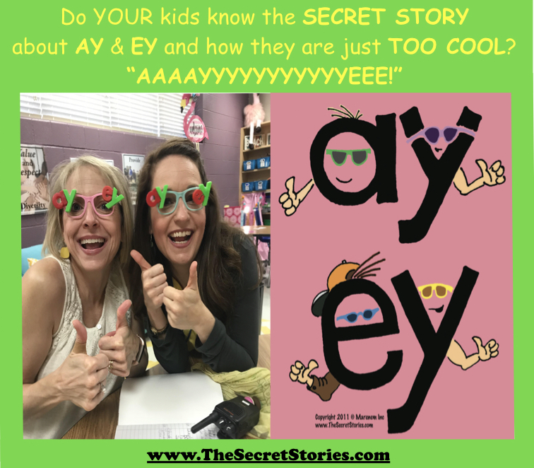 Secret Stories Makes Phonics Make Sense!