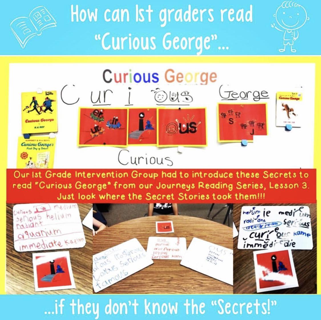 Secret Stories Phonics Instruction and Journeys Reading Program