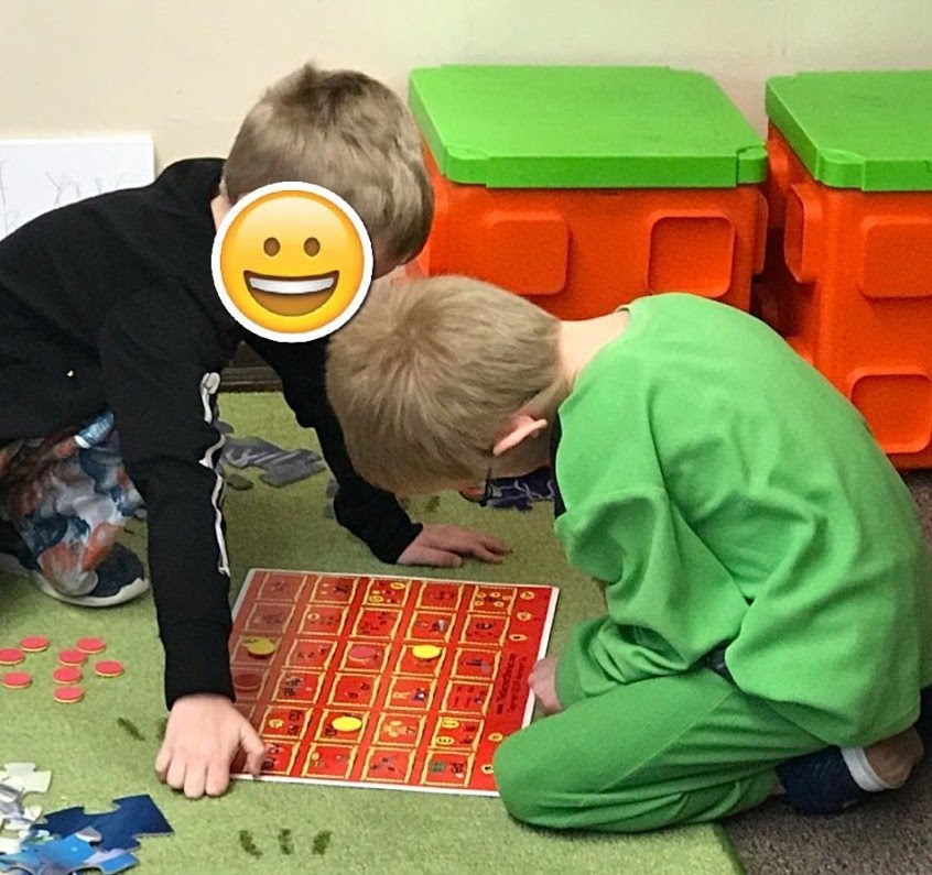 Phonics Games for Reading