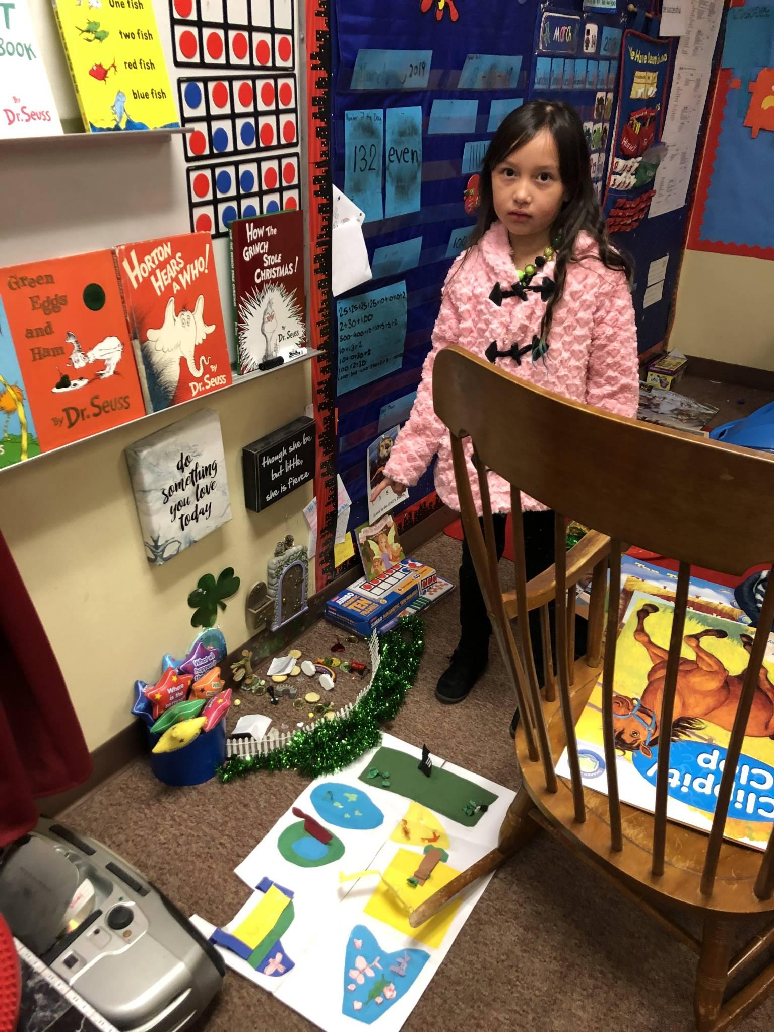 First Grade Writing Activity