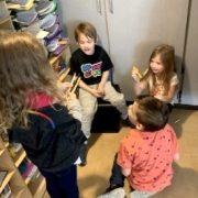 kindergarten word study