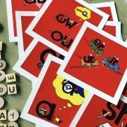 Phonics Flashcards Secret Stories Reading