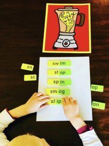 Homeschool Reading Phonics Program - Blender