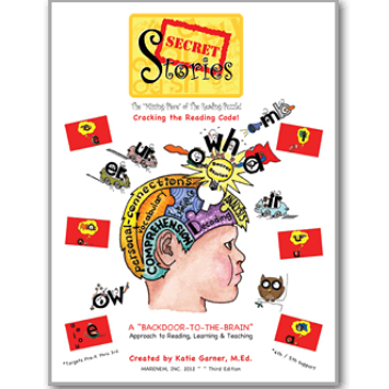Secret Stories Phonics Book & Musical Blending Download