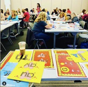 phonics professional development for teachers