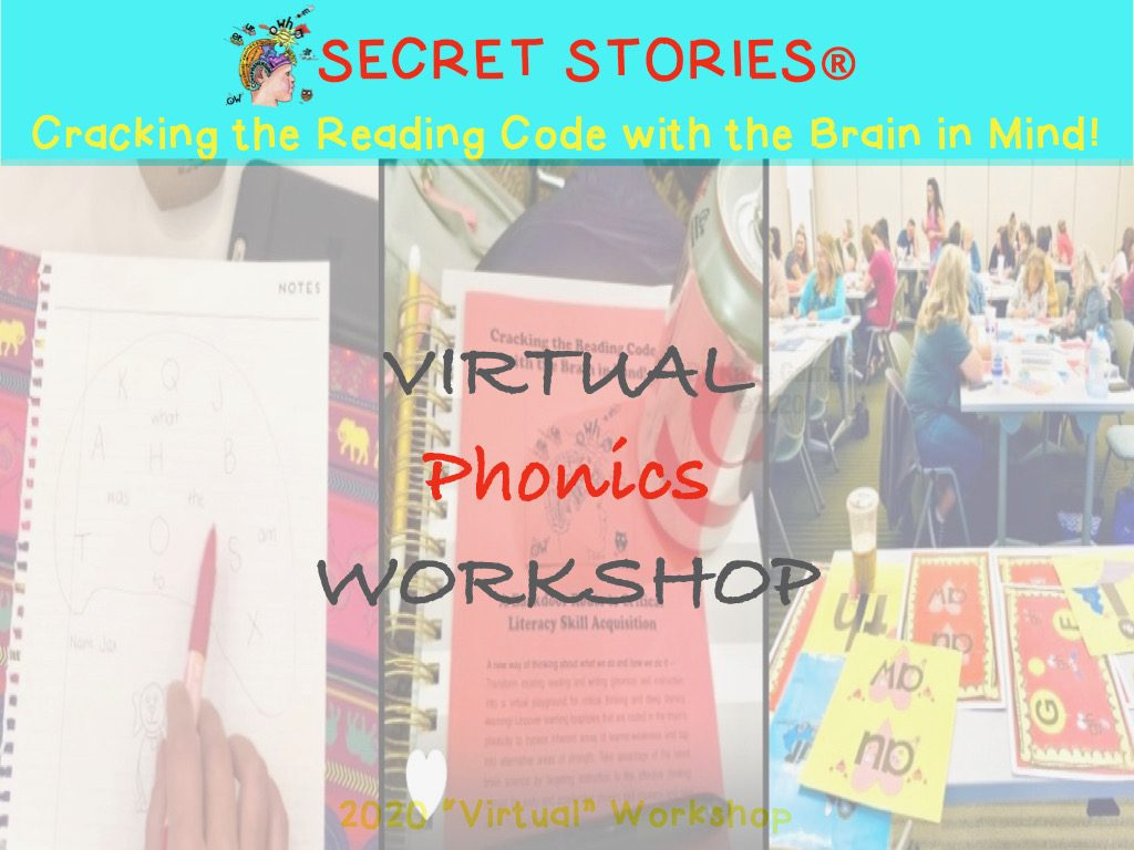 phonics workshop online