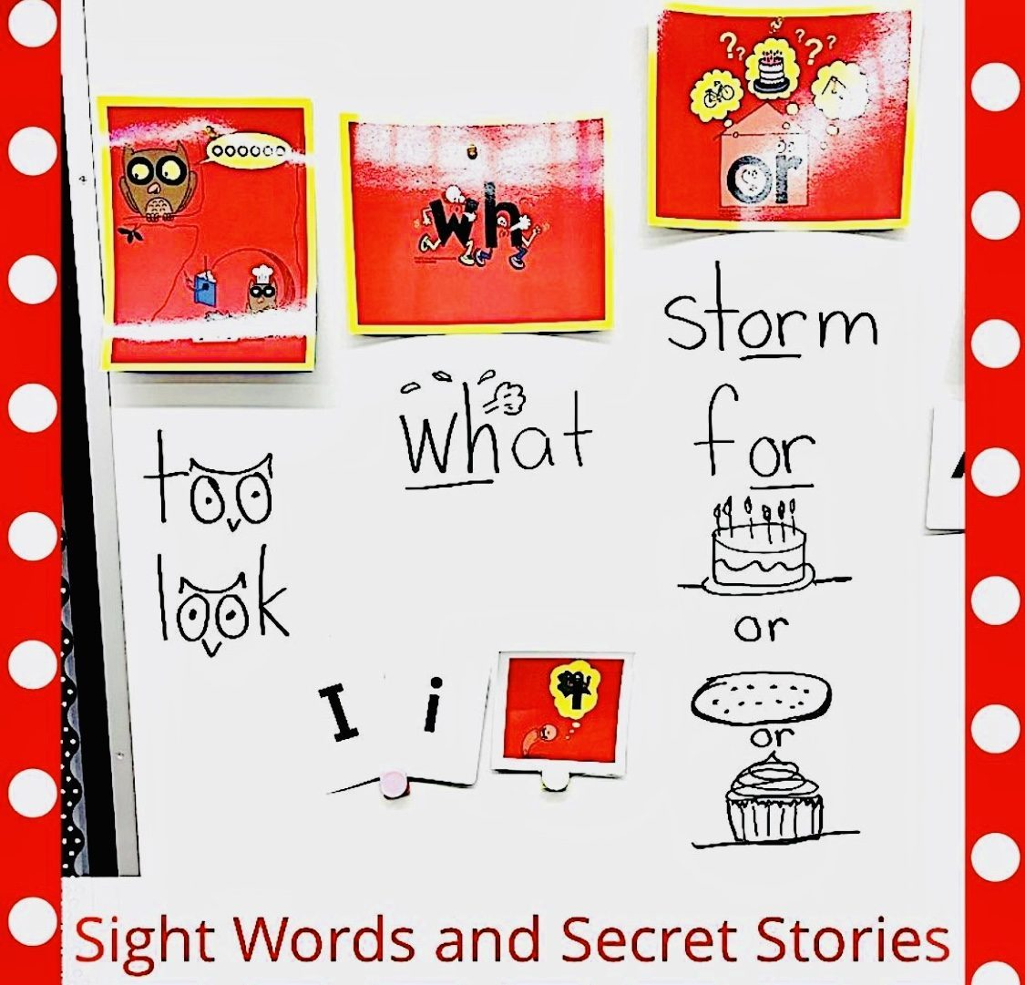 sight words phonics