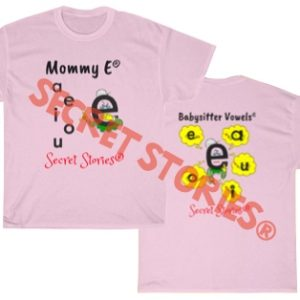 Mommy E phonics shirt