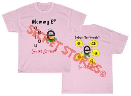 Mommy E phonics shirt
