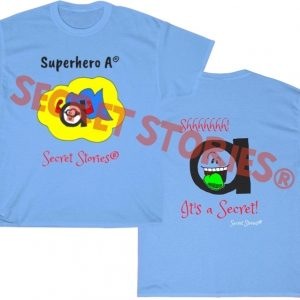 superhero vowel a phonics shirt