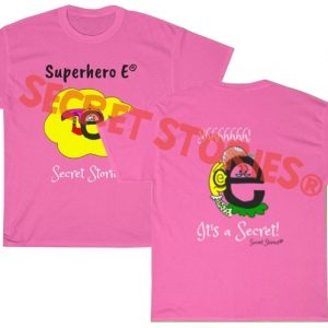 Superhero Vowel E Phonics Shirt