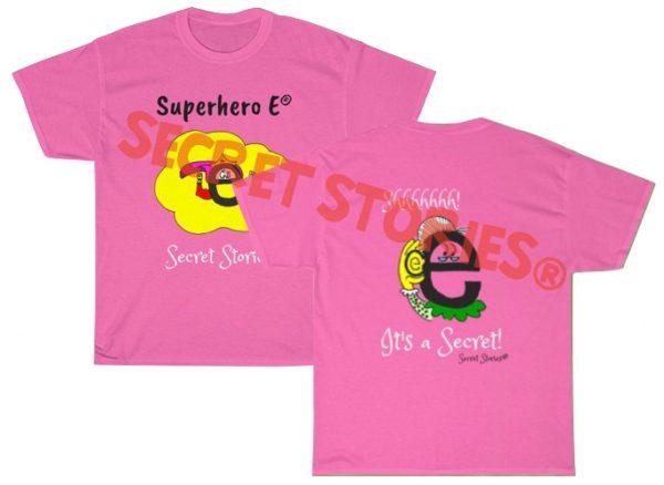 Superhero Vowel E Phonics Shirt
