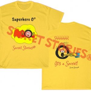 superhero vowel o phonics shirt