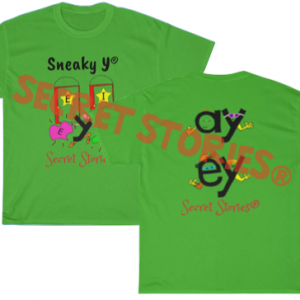 Sneaky Y and EY AY shirt