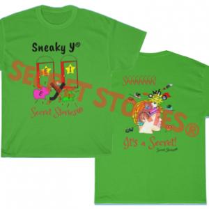 Sneaky Y shirt