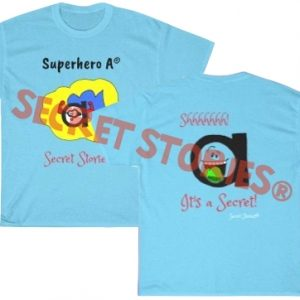 Superhero A Shirt