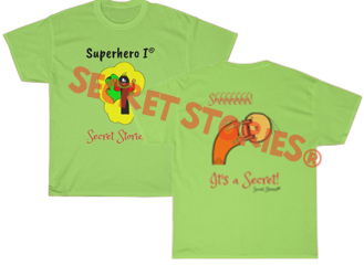 Superhero I Shirt