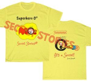 Superhero O Shirt