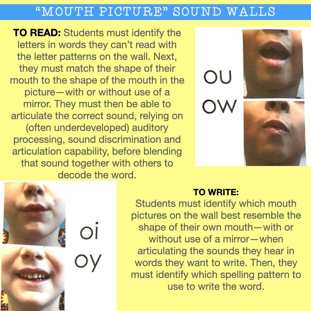 Articulation Sound Wall