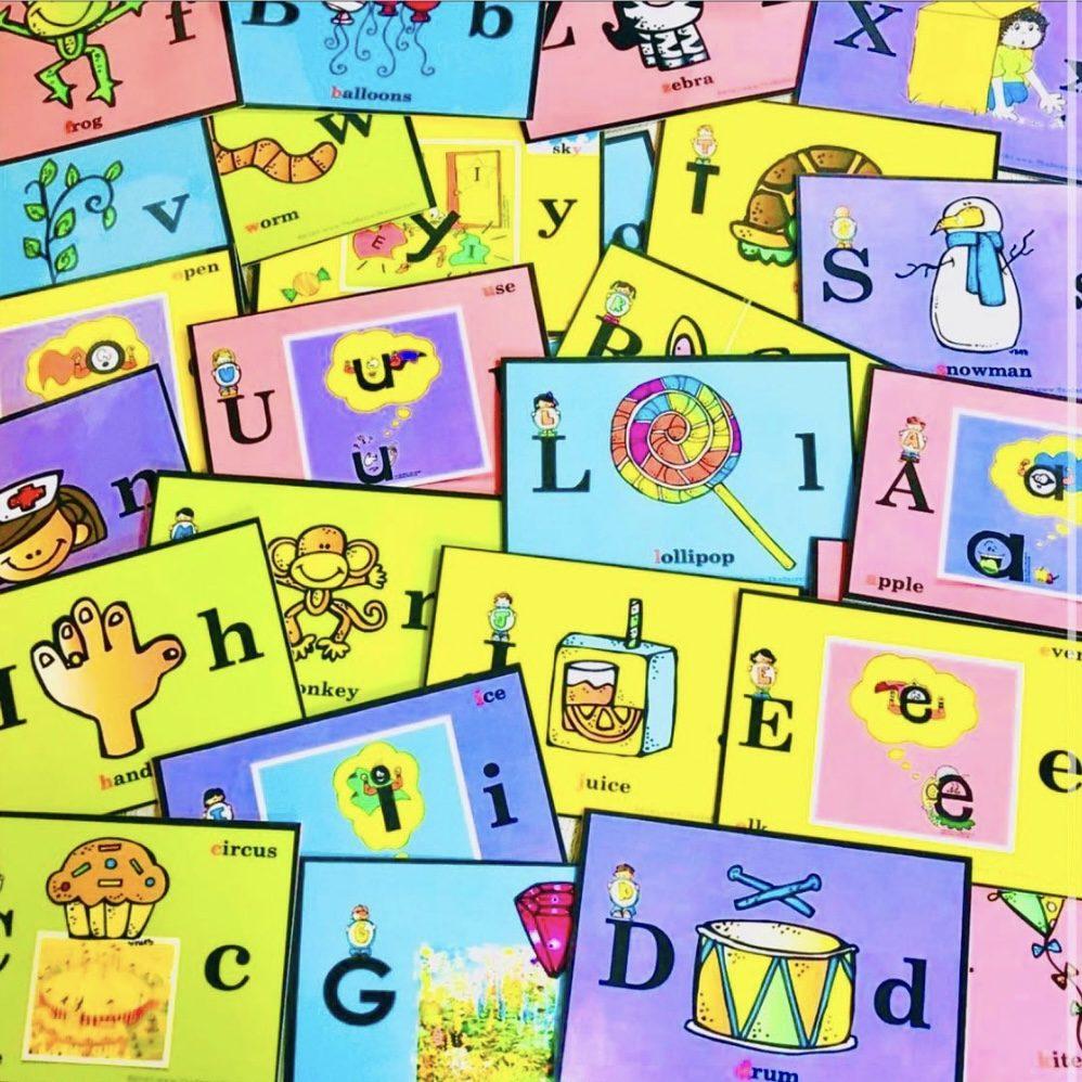 Better Alphabet™ Posters