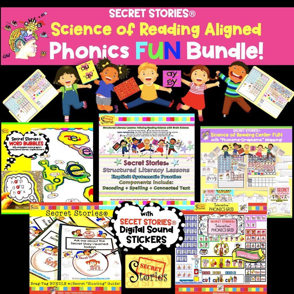 Science of Reading Phonics Instruction