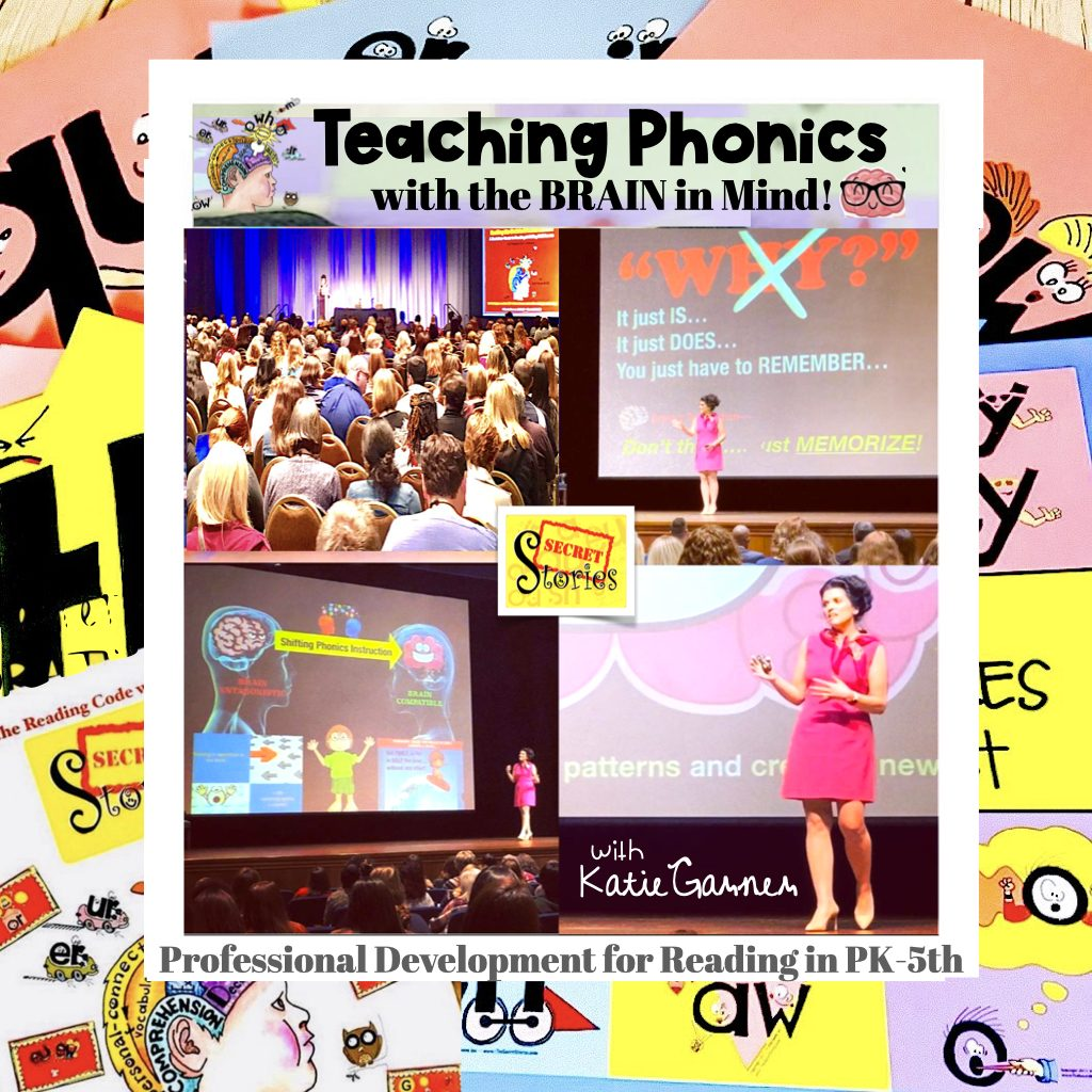 Science of Reading Phonics Workshop